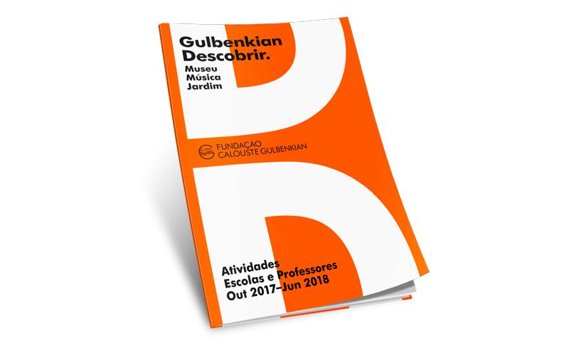 Nova brochura para escolas e professores
