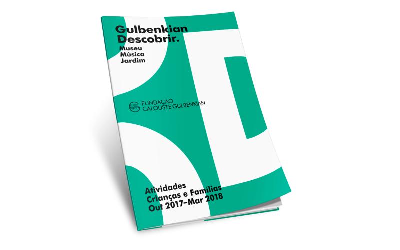 Nova brochura para crianças e famílias