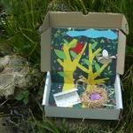De mim para ti – um jardim pelo correio