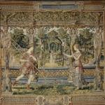 Diálogo entre… Manuscrito persa e tapeçaria de Flandres