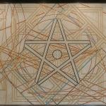 """Painel """"Começar"""": uma leitura com foco na geometria"""