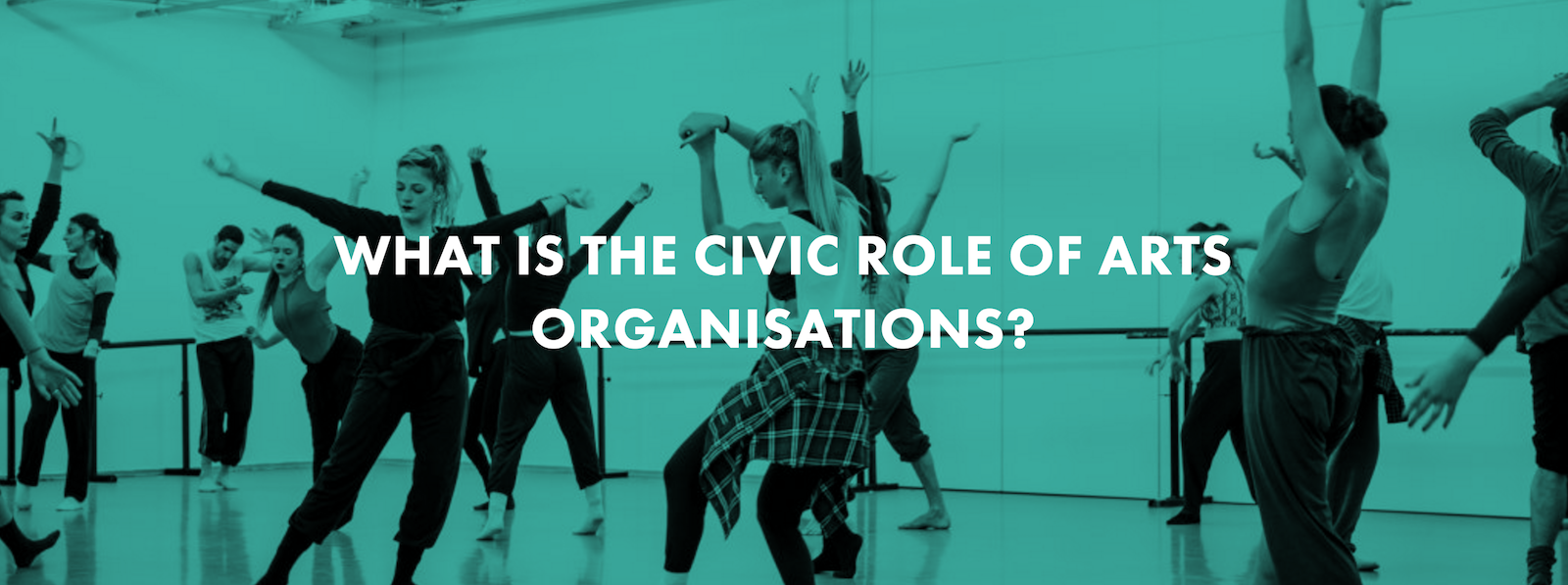 Inquiry into the Civic Role of Arts Organisations