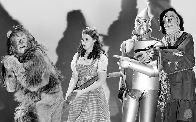 O Feitceiro de Oz em concerto