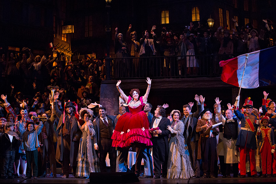Met Opera Live in HD