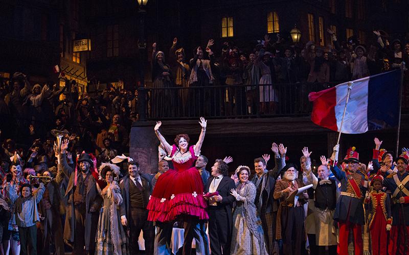 Met Opera Live in HD