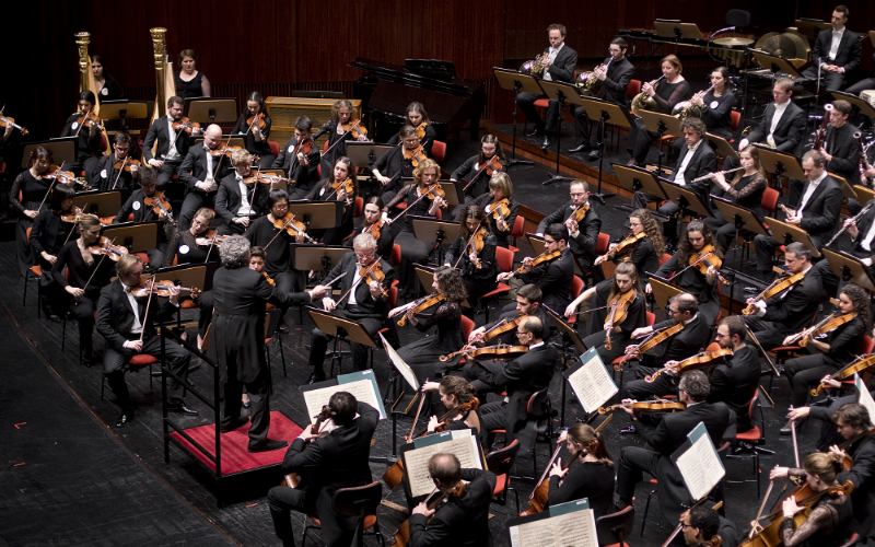 RCO e Orquestra Estágio Gulbenkian