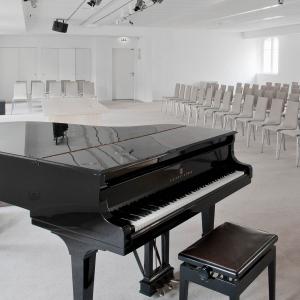 Concert de jeunes pianistes