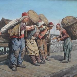 A Imagem do Trabalhador Migrante: Os Realistas de Constantinopla e o Bantoukhd da Arménia Otomana