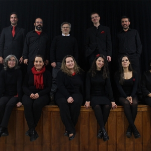 Coro de Câmara Lisboa Cantat