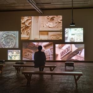 Escultura em Filme – The Very Impress of the Object