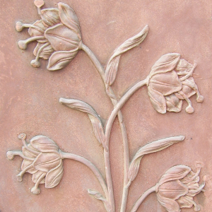 Floral Decoration in Mughal Art
