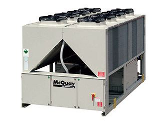 High efficiency chiller at full and part loads cooling post mcquay ats chiller cheapraybanclubmaster Choice Image