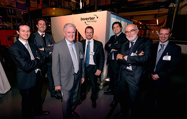 McQuay launch event at the London Transpport Museum