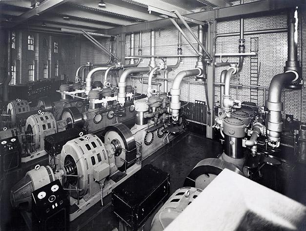 Compressor room 2