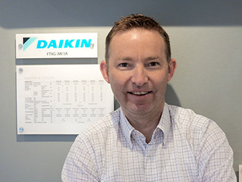 Photo of Daikin UK names new md