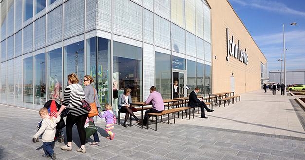 Photo of Airedale 1234ze chiller at John Lewis