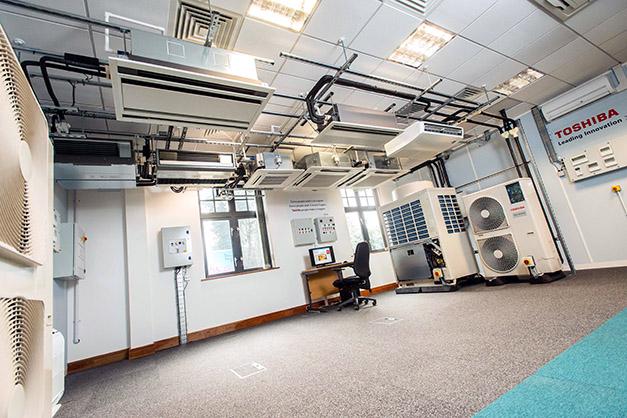 Photo of Toshiba UK opens new training centre