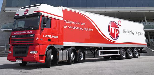 HRP transport