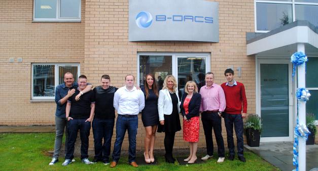B-DACS new office