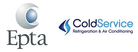 Epta and Cold Service logos