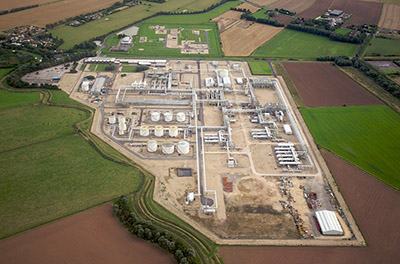 ConocoPhillips Theddlethorpe-aerial