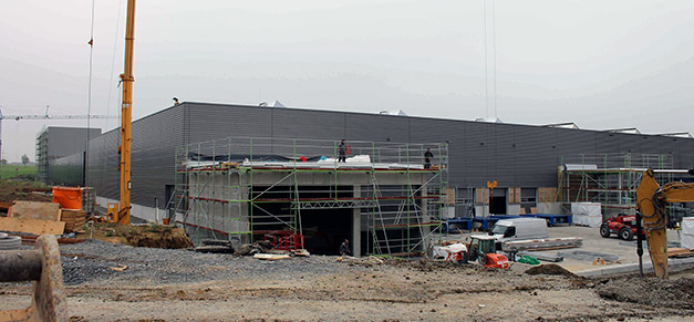 Bild1_Building-site-of-the-new-production-facility-in-Mulfingen-Hollenbach