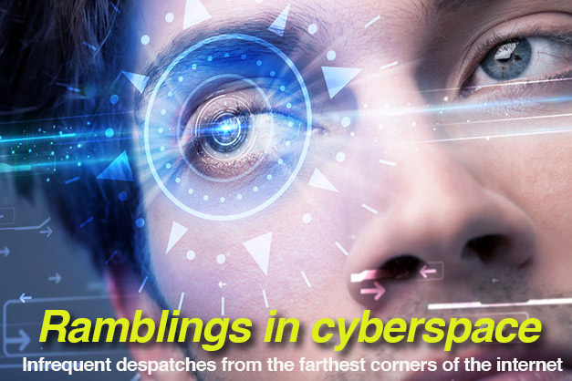 Photo of Ramblings in cyberspace