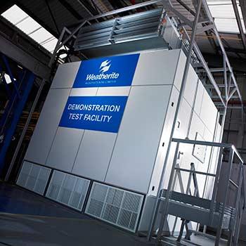 Weatherite-test-facility