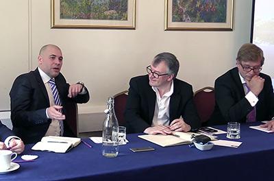 B&ES-CIBSE-RIBA-meeting