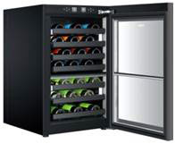 Haier-wine-cooler