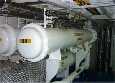 Ammonia-equipment