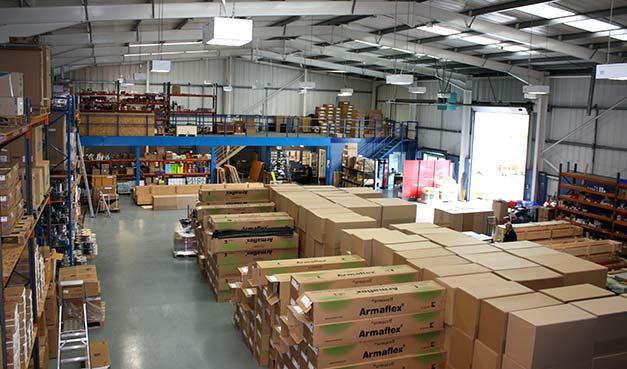 TF-Warehouse