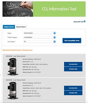Emerson-CO2-Info-tool