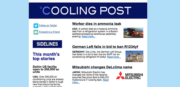 Cooling-Post-Newsletter