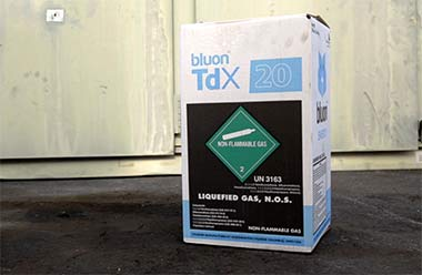 Bluon's R458A refrigerant is SNAP-listed - Cooling Post