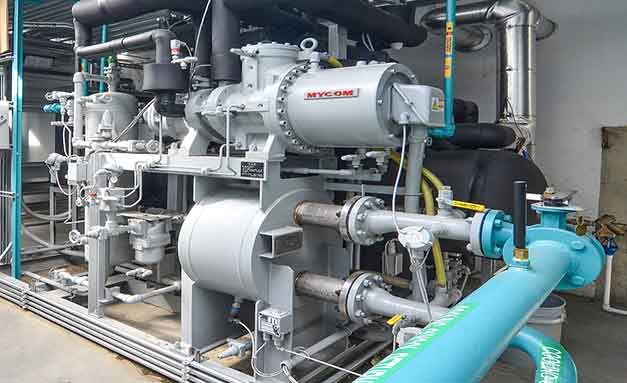 NH3/CO2 cascade predicts big savings - Cooling Post