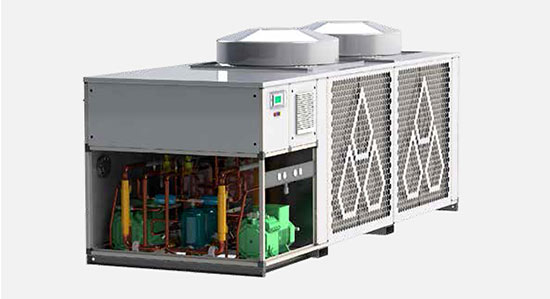 Propane heat pump wins top award cooling post for Best propane heating systems