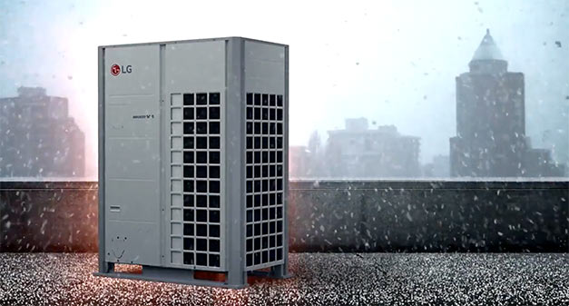 Lg Launches 5th Generation Vrf Cooling Post