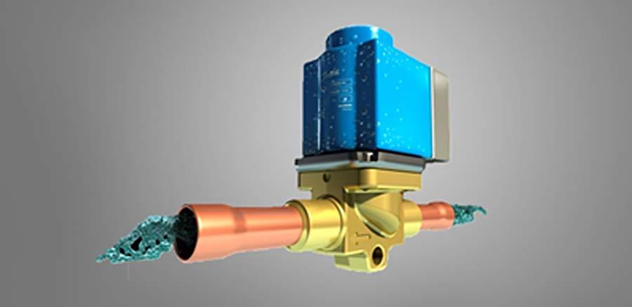 Danfoss upgrades EVR solenoid valve