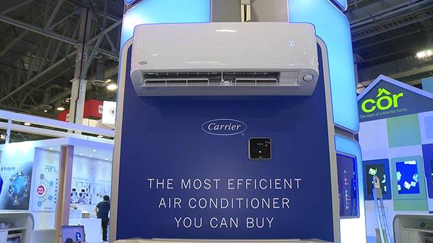 Carrier Introduces 42 Seer Split Cooling Post