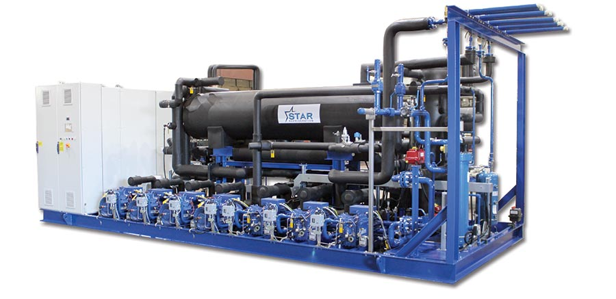 Industrial CO2 packages up to 300kW
