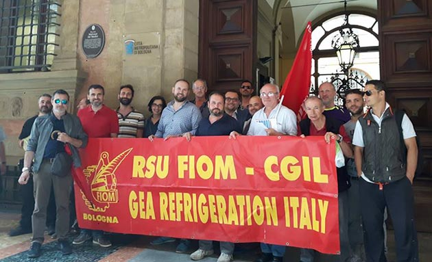 GEA workers to strike over possible sale - Cooling Post