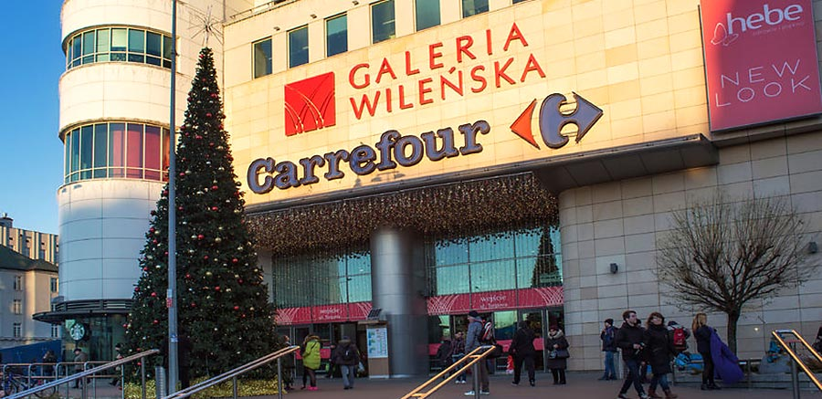 CO2 refrigeration saves it for Carrefour