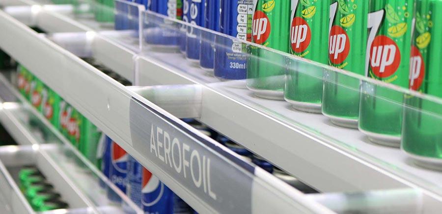 ASDA adopts energy-saving Aerofoils