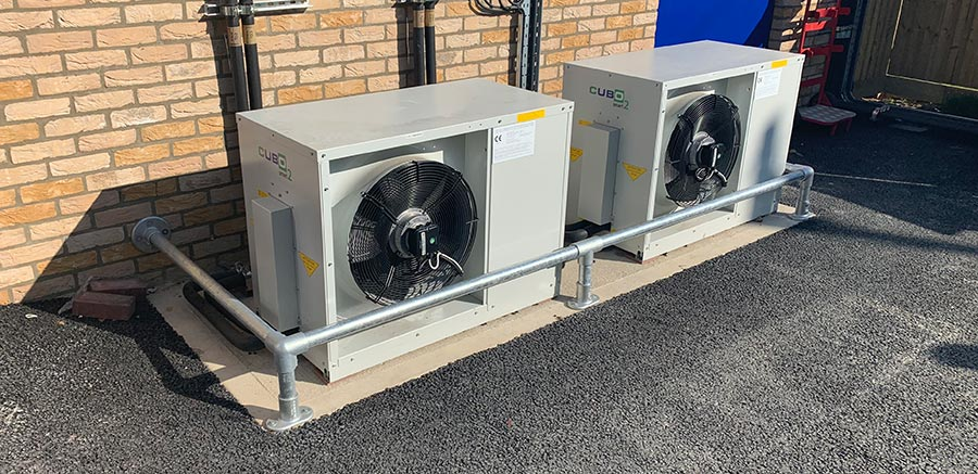 Lincoln Coop gets Smart with CO2