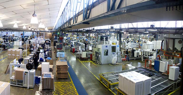 Electrolux Fridge Production Is Less Chile Cooling Post