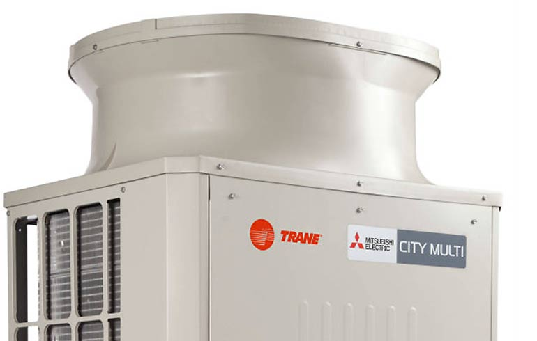 Mitsubishi Trane units now available in US - Cooling Post