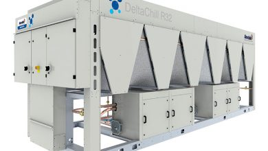 Photo of Bitzer help boosts Airedale R32 chiller performance