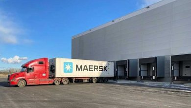 Photo of Maersk opens largest CO2 cold store in Russia