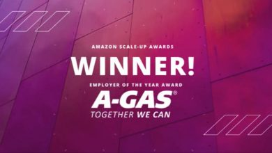 Photo of A-Gas named as top employer